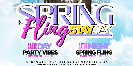 SPRING FLING 2021 WEEKEND STAYCAY @ ALOFT LOVE FIELD DALLAS tickets