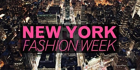 Coastal Fashion Week Model 2nd Show Registration for NYFW for 4 PM Show tickets
