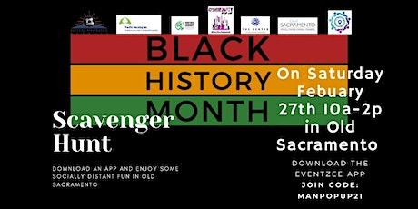 Black History Scavenger Hunt tickets