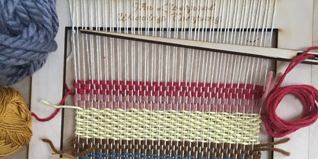 ONLINE WORKSHOP Hand Weaving with Kirsty Jean tickets
