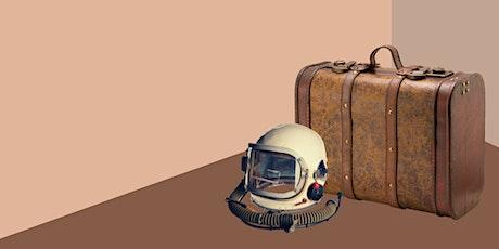 The Astronaut's Missing Passport entradas
