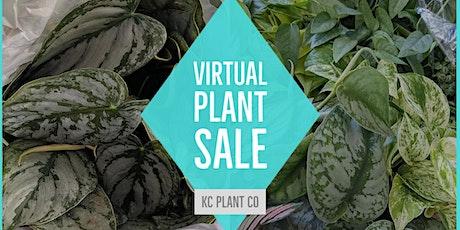 Virtual Houseplant Sale tickets