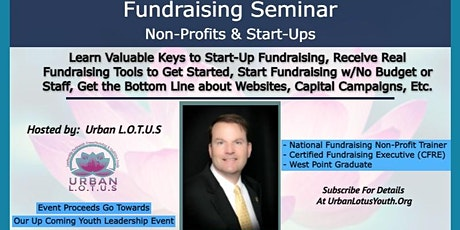 Non -Profit Start-Up & Fundraising Skills Workshop tickets