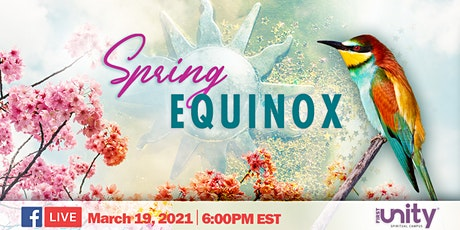 Spring Equinox Celebration at First Unity Spiritual Campus tickets