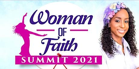 Woman of Faith Summit 2021 tickets
