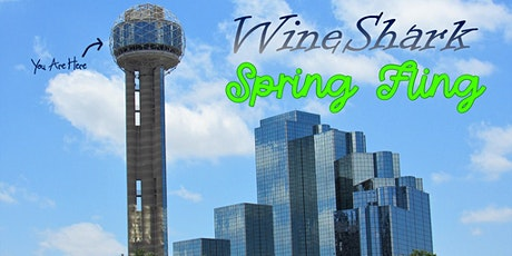 WineShark at Reunion Tower: Spring Fling tickets
