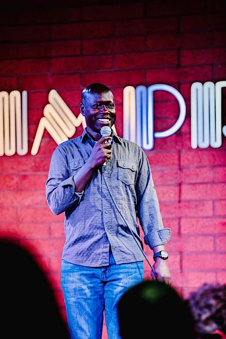 Fuego Presents Comedy on the Rooftop image