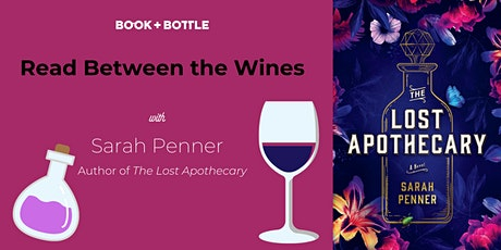 Read Between the Wines with Sarah Penner tickets
