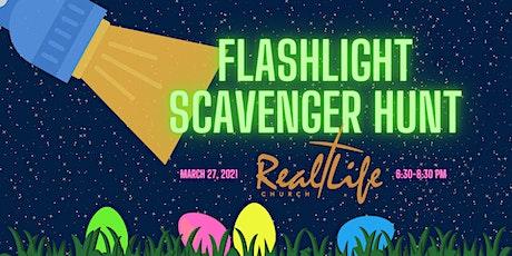 Easter Flashlight Scavenger Hunt tickets
