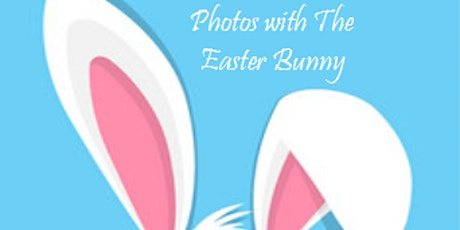 Photos with the Easter Bunny tickets