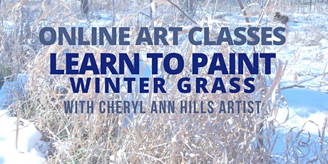 Learn to Paint Winter Grass tickets
