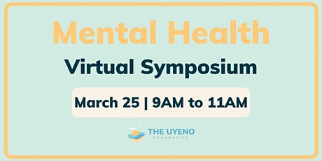 Mental Health Virtual Symposium tickets