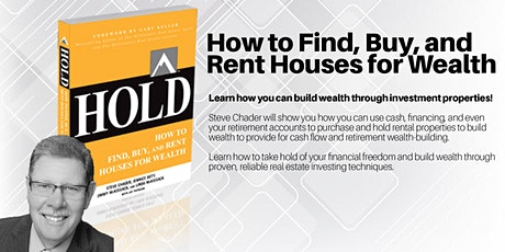 How to Find, Buy, and Rent Houses for Wealth tickets
