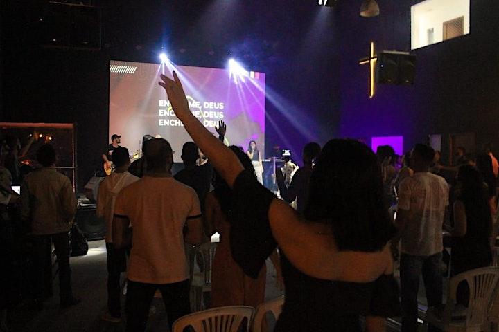 Imagem do evento CULTO DE CELEBRAÇÃO / VIDEIRA 10H