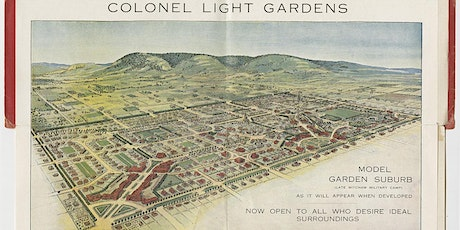 A Life in Planning: Charles Reade (1880-1933): Colonel Light Gardens 100 tickets