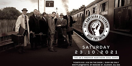 The Northern Soultrain tickets