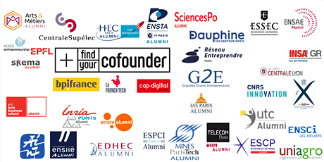 FIND YOUR COFOUNDER France #9 (en ligne) billets