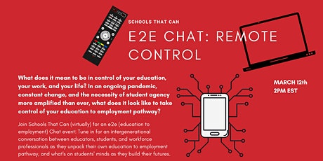 e2e (education to employment) Chat: Remote Control tickets