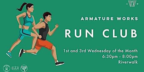 Armature Works Run Club - March 17th tickets