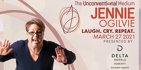 The Unconventional Medium at the Delta Calgary South! tickets