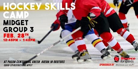 Hockey Skills Event 7 tickets