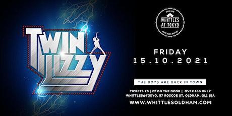 Twin Lizzy tickets