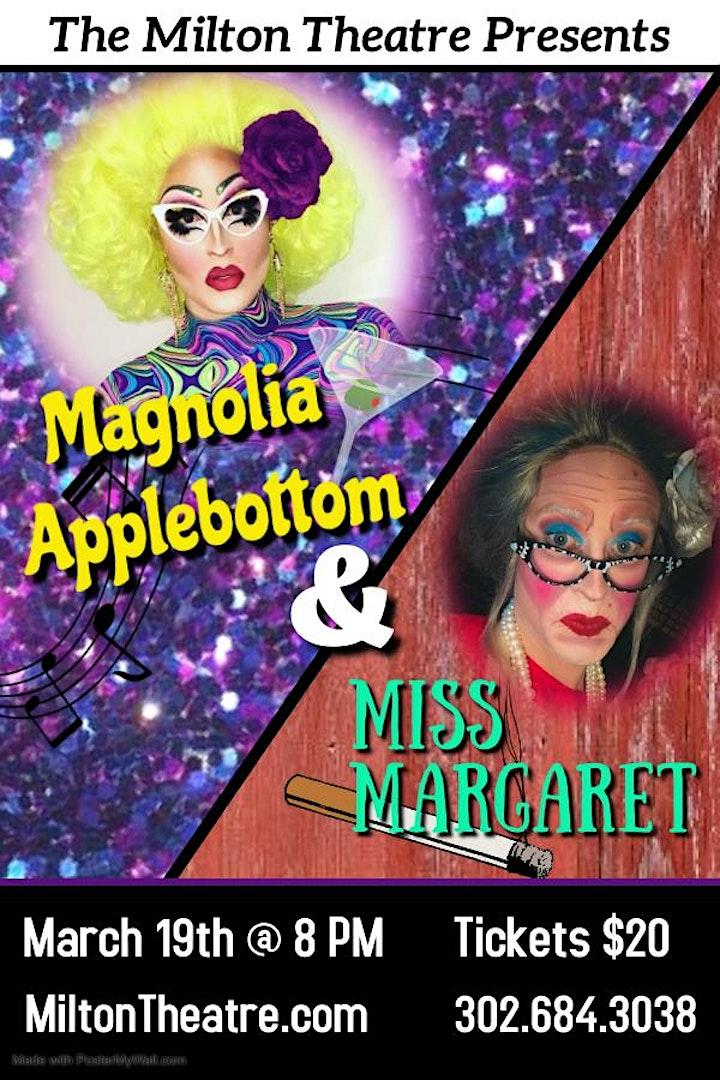 Magnolia Applebottom & Miss Margaret: Back-To Back! image