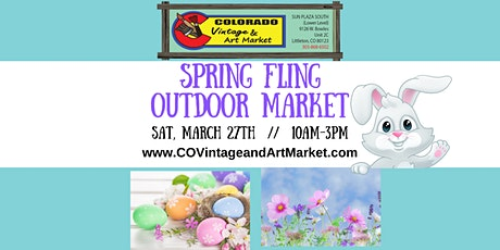 Spring Fling Outdoor Market tickets