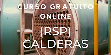 "Curso Gratuito ""RSP (Calderas)"" entradas"