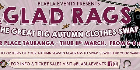 Gladrags - The Great Big Autumn Clothes Swap tickets