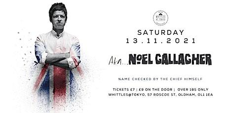 AKA Noel Gallagher tickets