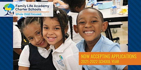 Family Life Academy Charter Schools Virtual Open Houses tickets