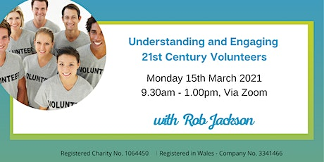 Understanding & Engaging 21st Century Volunteers tickets