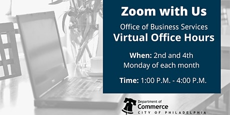 Philadelphia Office of Business Services Goes Virtual tickets