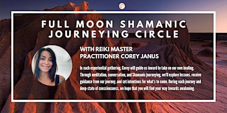 Full Moon Shamanic Journeying Circle tickets