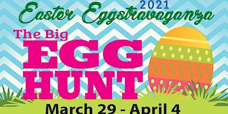 2021 Easter Eggstravaganza: The Big Egg Hunt tickets