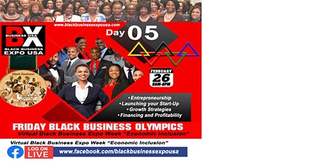 Black Business Expo, USA 2021 tickets
