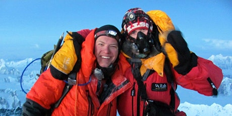 Reaching the Summit: Adventures on the World's Tallest Mountains tickets