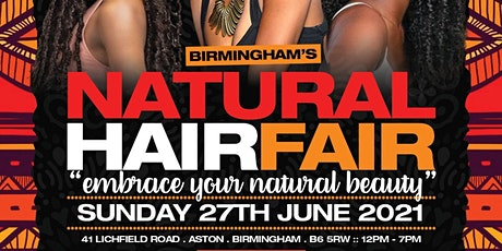 Birmingham's Natural Hair Fair tickets