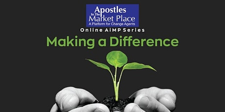 AiMP February Series: Making a Difference tickets