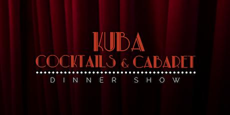 Kuba Cocktails & Cabaret - The Garden of Eden tickets