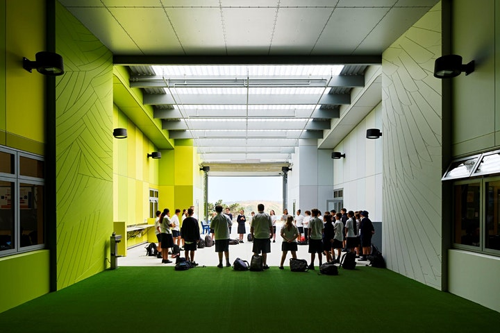 A New College, A New Pedagogy – Aotea College image