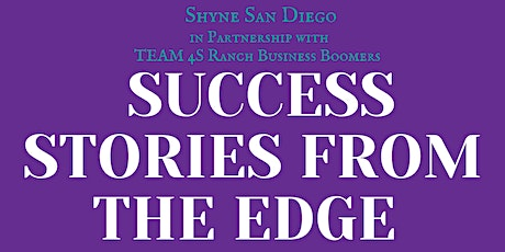 Success Stories From the Edge tickets