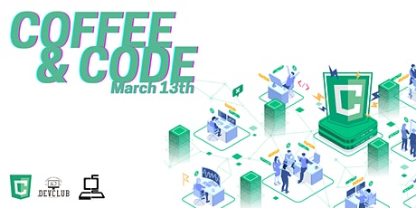 Distributed Compute Labs, SFU CSSS & U of M .devClub present: Coffee & Code tickets