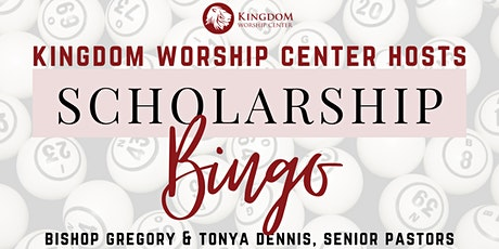 KWC Scholarship Bingo tickets
