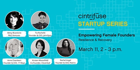 Empowering Female Founders: Resilience & Recovery tickets