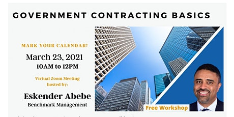 Government Contracting Basics tickets