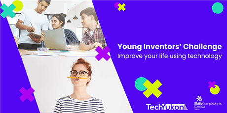 Young Inventors' Challenge: Improve your life using technology tickets