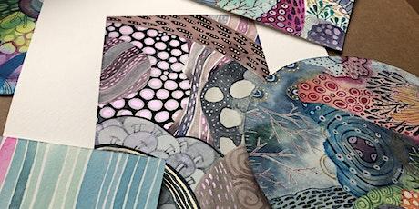 Zentangle® Meets Watercolor! (Dreamscapes) tickets