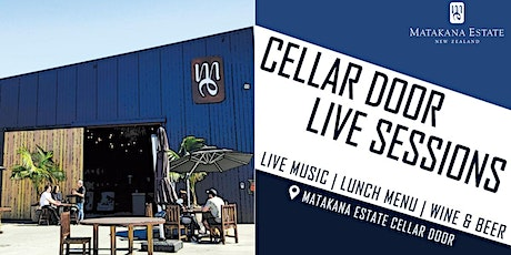Cellar Door Live Sessions - MARCH tickets